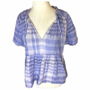 Anthropologie brand top size small